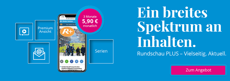 Rundschau PLUS 3M 5,90 €