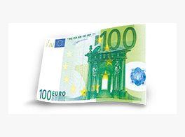 Geldprämie 100,00 Euro