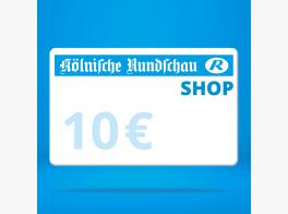 10 € Rundschau-Shop-Gutschein