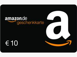 Amazon 10 € Gutschein