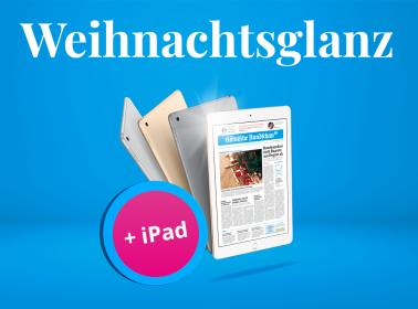 Täglich lesen + iPad 2019